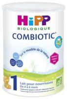 Hipp Lait 1 Combiotic® (nouvelle Formule Dha) Bio 800g à VALS-LES-BAINS