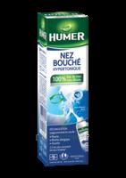 Humer Spray nasal Nez bouché Adulte à VALS-LES-BAINS