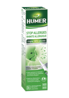 Humer Stop Allergies Spray Nasal Rhinite Allergique 20ml à VALS-LES-BAINS