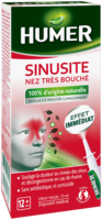 Humer Sinusite Solution Nasale Spray/15ml à VALS-LES-BAINS