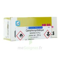 Cooper Camphre tablettes 250g à VALS-LES-BAINS