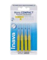 Inava Brossettes Mono-compact Jaune Iso 2 1mm