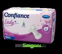 Confiance Lady Protection Anatomique Incontinence 4 Gouttes Sachet/14 à VALS-LES-BAINS