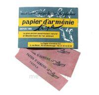 PAPIER D'ARMENIE FEUILLE à VALS-LES-BAINS