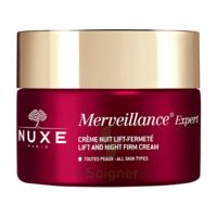 Nuxe Merveillance Expert Crème Nuit Rides Installées Et Fermeté Pot/50ml à VALS-LES-BAINS