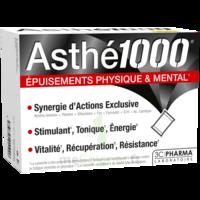 ASTHE 1000 Poudre à diluer épuisements physique & mental 10 Sachets à VALS-LES-BAINS