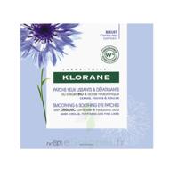 Klorane Bleuet Bio Patchs Défatigants Express 2 Patchs à VALS-LES-BAINS